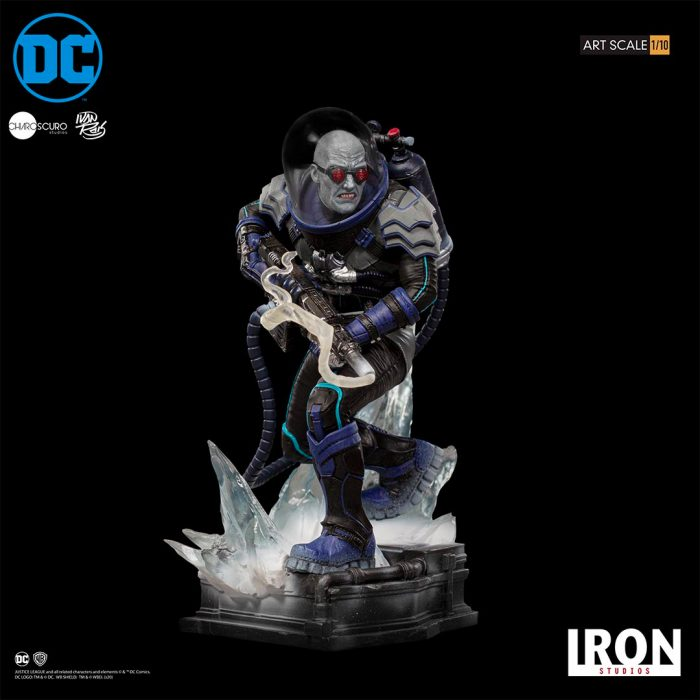 Batman - Mr. Freeze Statue