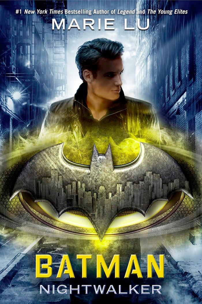Batman Nightwalker Book