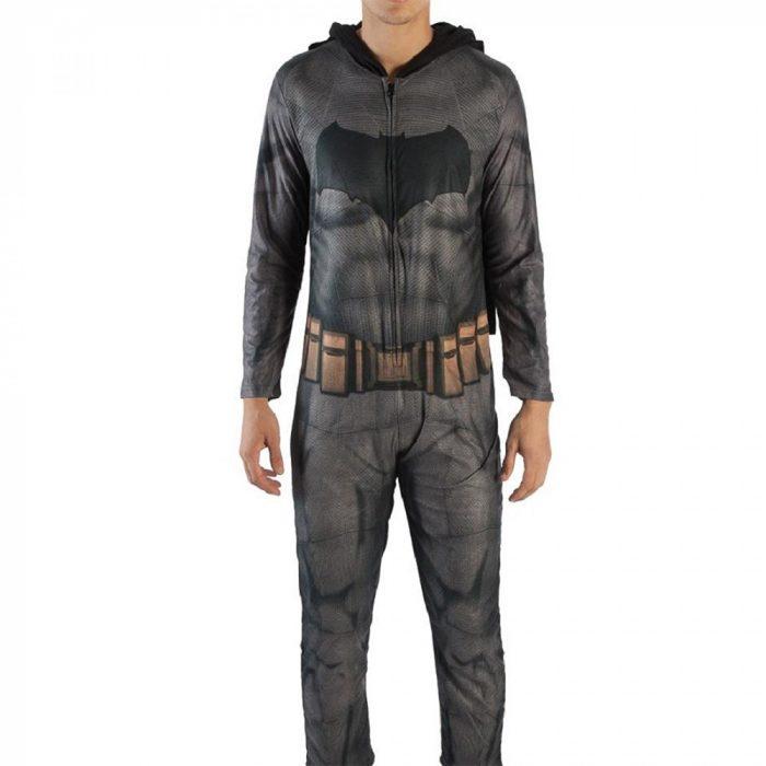 Batman One-Piece Costume