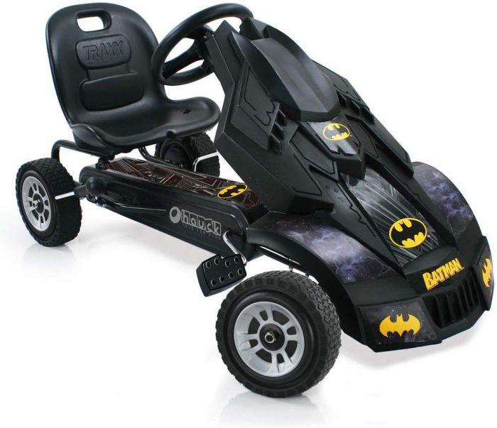 Batman Pedal Go-Kart