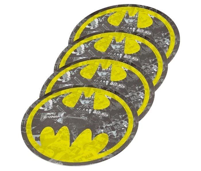 Batman Plates Set