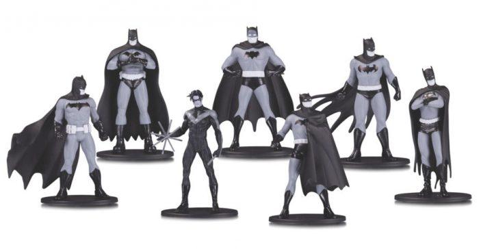 Batman PVC Figures