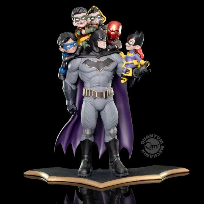 Batman Q-Master Statue