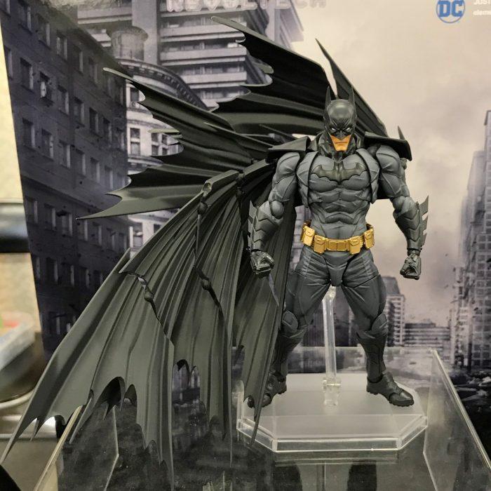 Batman Revoltech Figure