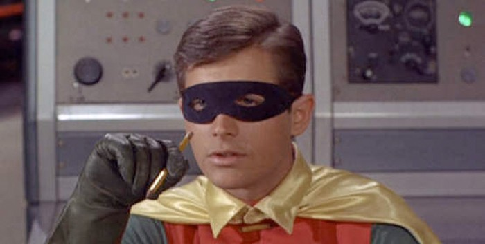 Batman - Robin - Burt Ward