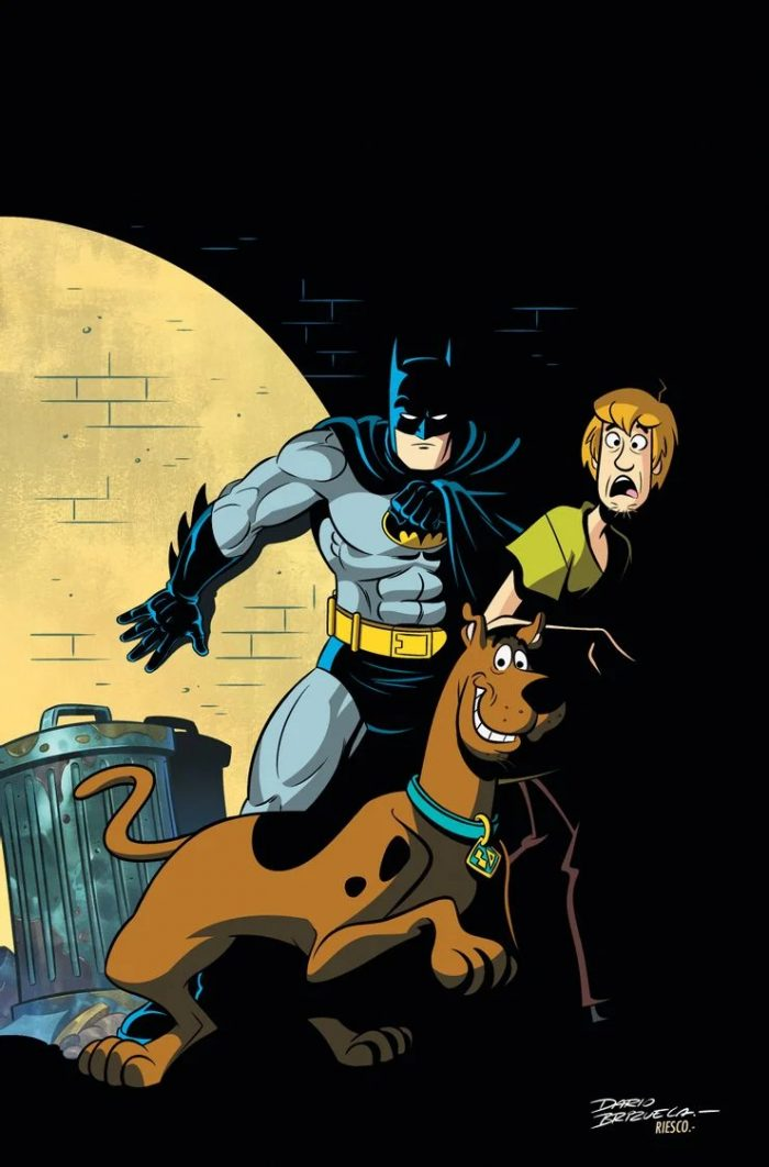 Batman and Scooby-Doo Mysteries