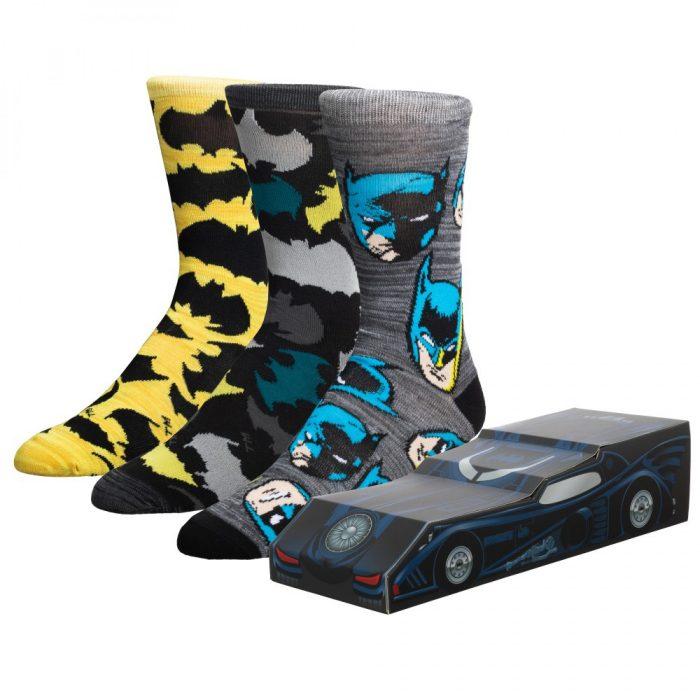 Batman Socks
