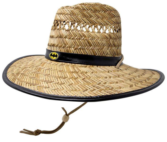 Batman Straw Hat