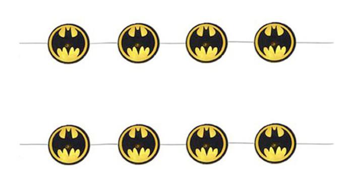 Batman String Lights