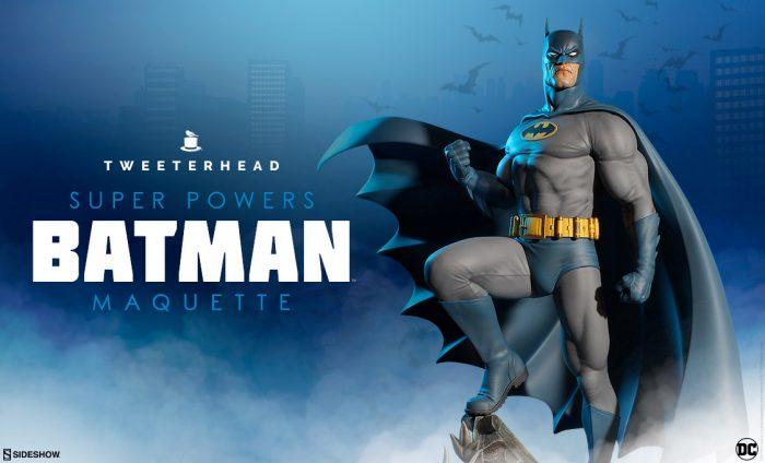 Batman Tweeterhead Maquette