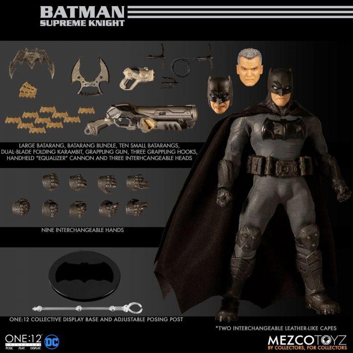 Batman: Supreme Knight One:12 Collective Figure
