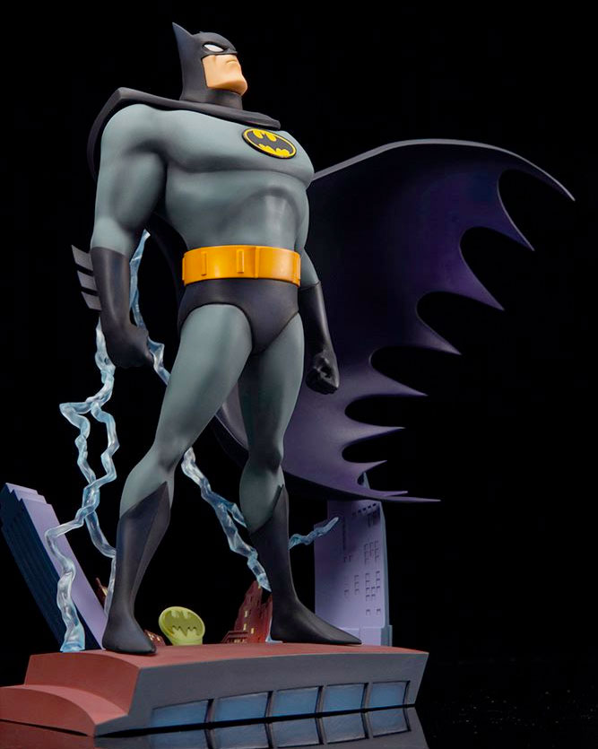 Batman The Animated Series Opening Credits Statue
