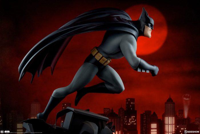 Batman The Animates Series Sideshow Statue
