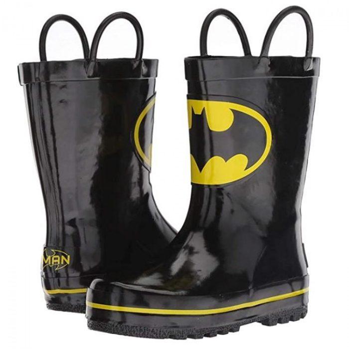 Batman Toddler Rain Boots
