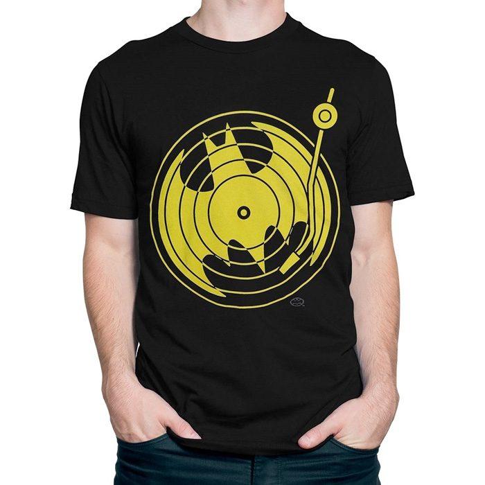 Batman Record T-Shirt