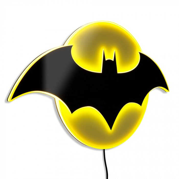 Batman Light-up Wall Art