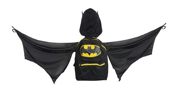 Batman Winged Backpack