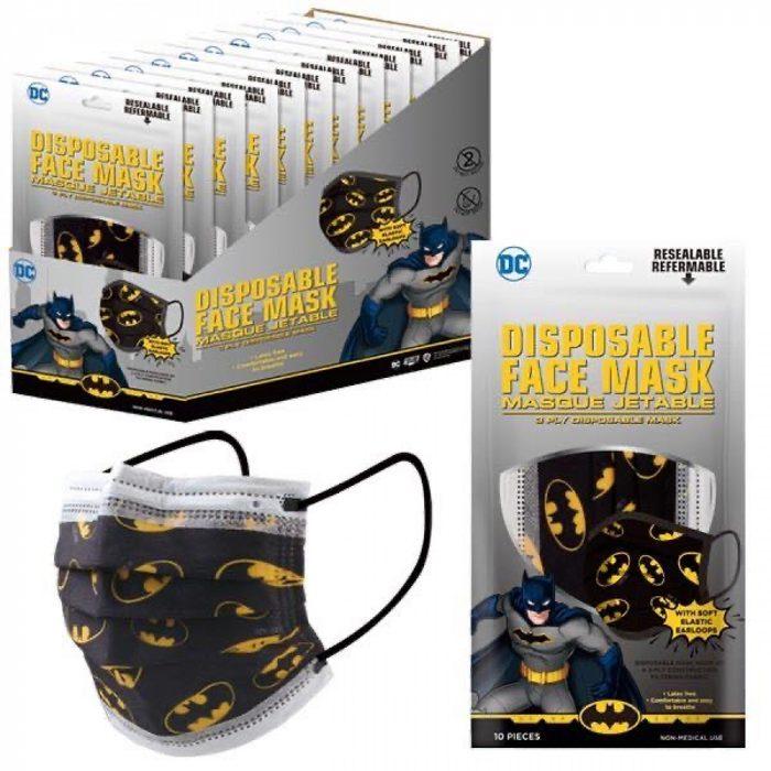 Batman Youth Masks