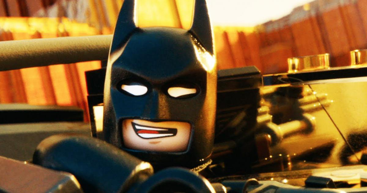 The Lego Batman Movie Images