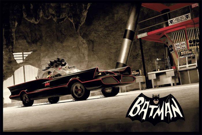 Batman '66 by Matt Ferguson