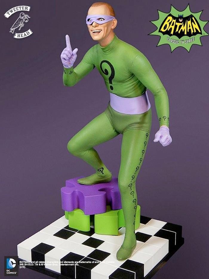 batman66-riddler-statue