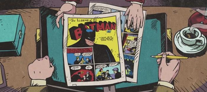 Batman and Bill Trailer
