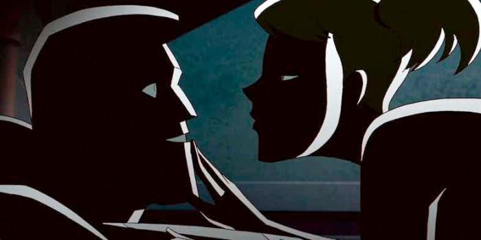 Batman and Harley Quinn - Nightwing and Harley Quinn