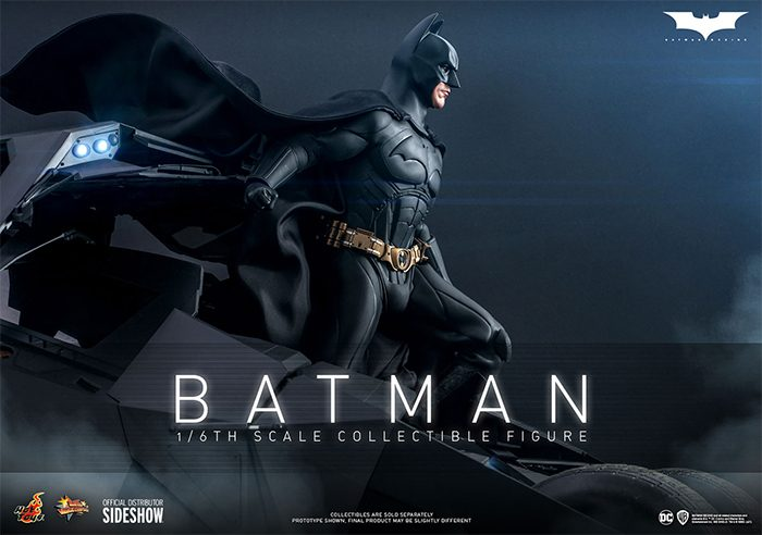 Hot Toys Batman Begins - Batman Figure