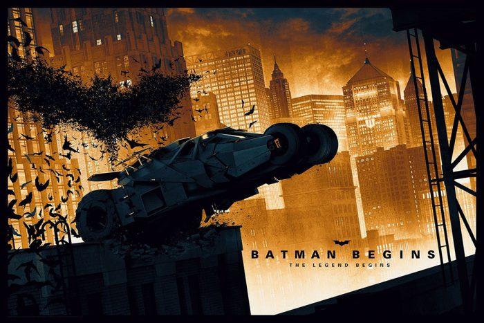 Matt Ferguson - Batman Begins