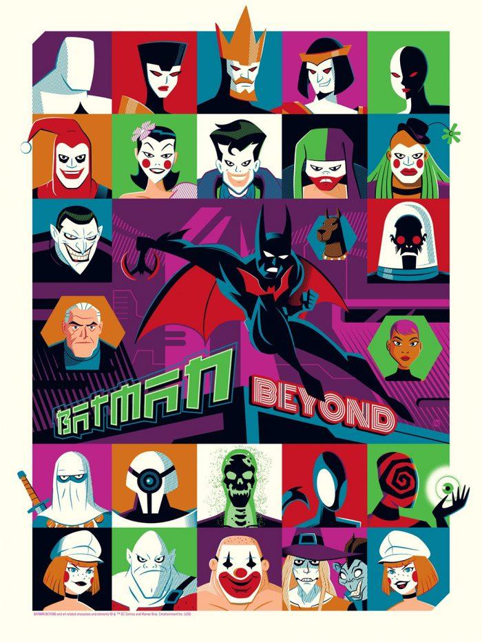 Batman Beyond - Dave Perillo