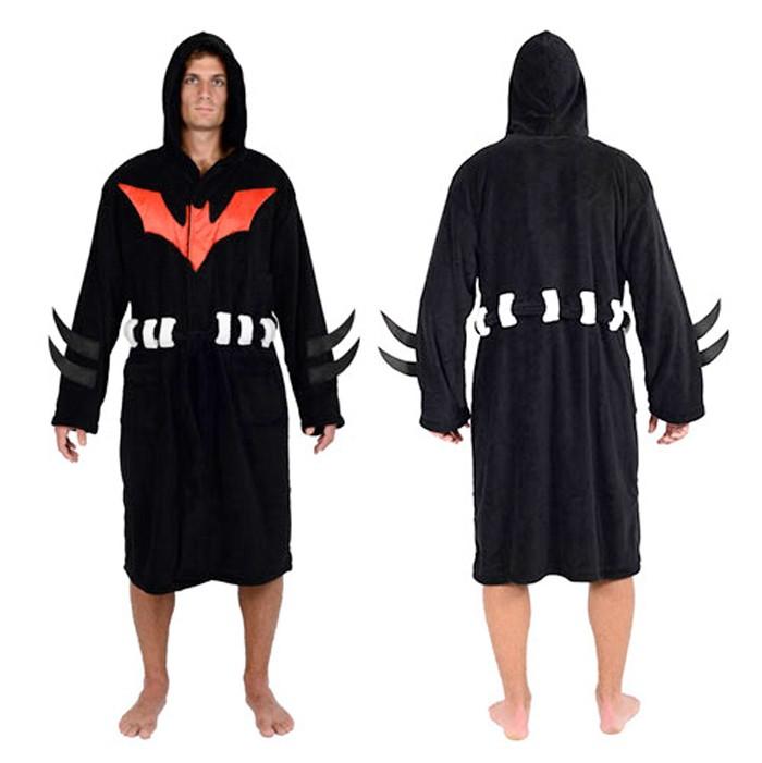Batman Beyond Fleece Robe