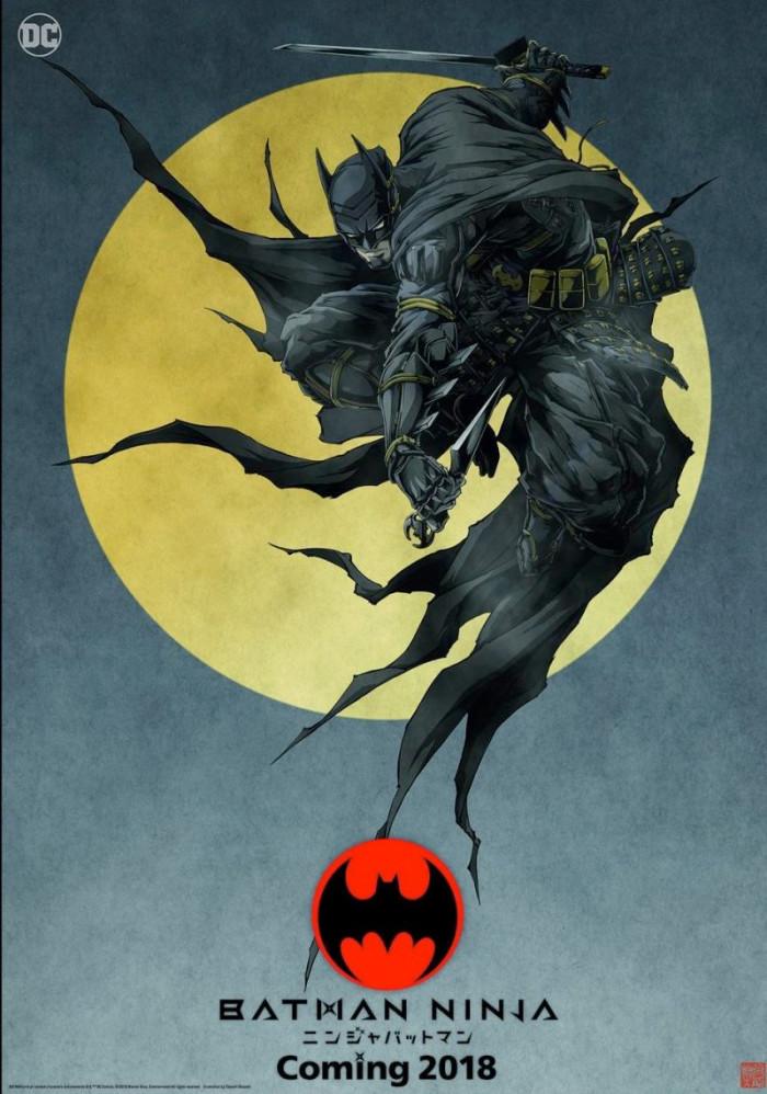 Batman Ninja Poster