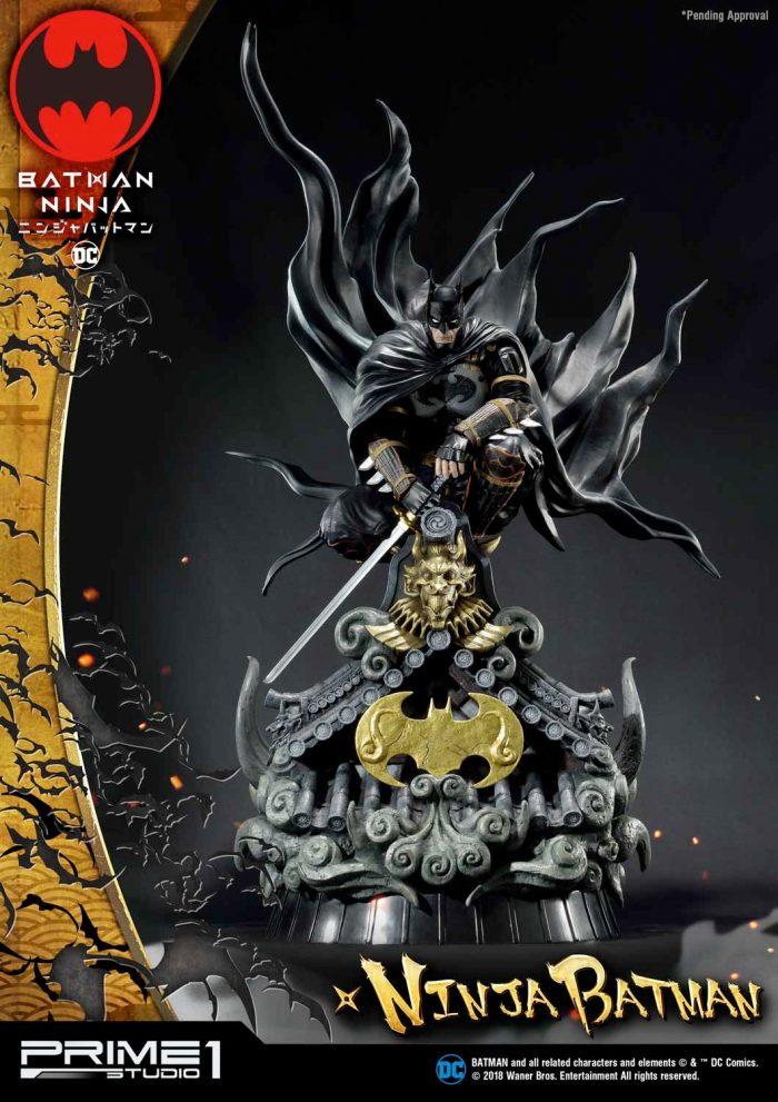 Batman Ninja Prime 1 Studio Statue