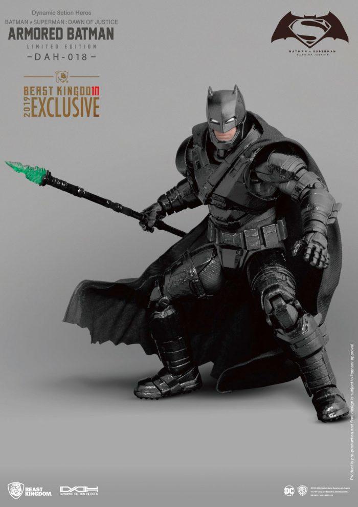 Batman v Superman - Armored Batman Beast Kingdom Figure