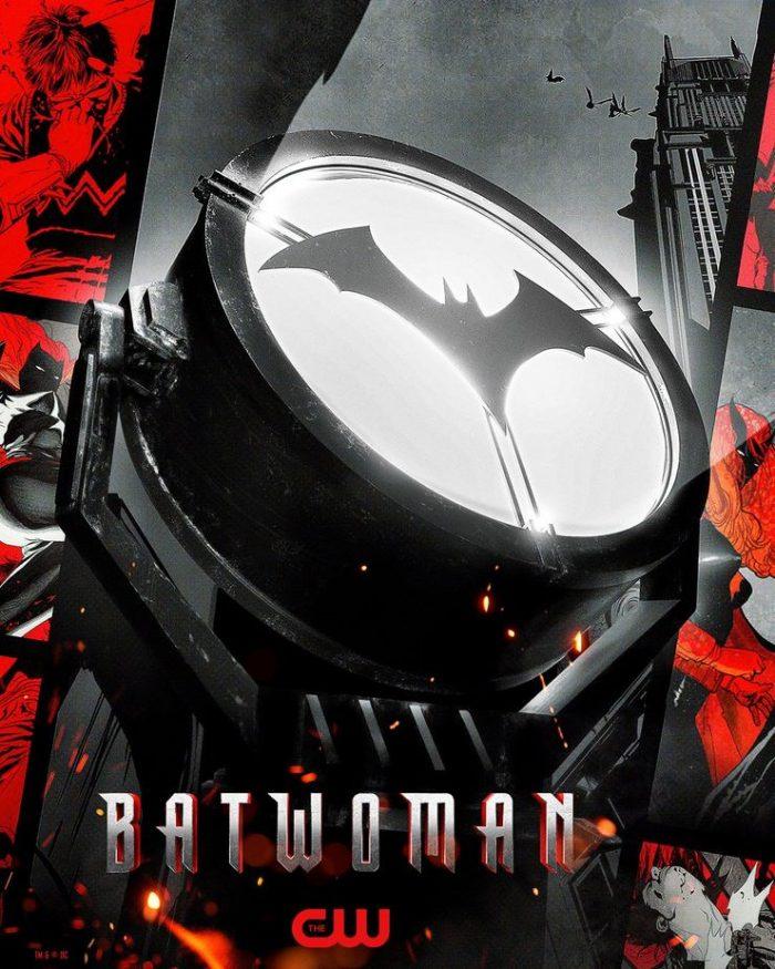 Batwoman DC FanDome Poster
