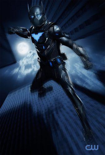 Batwoman Season 2 - Batwing First Look