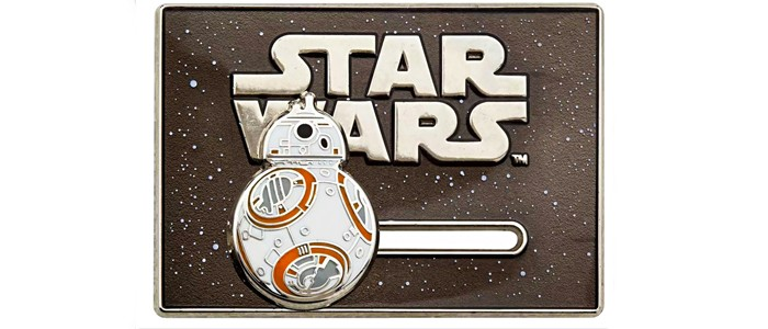 BB-8 pin Star Wars Day