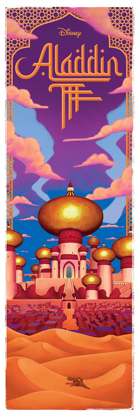 Ben Harman - Aladdin