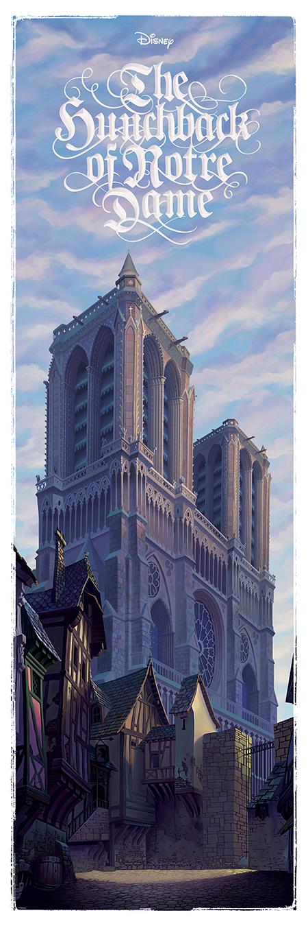 Ben Harman - The Hunchback of Notre DameThe Hunchback of Notre Dame