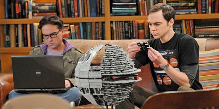 The Big Bang Theory The Force Awakens
