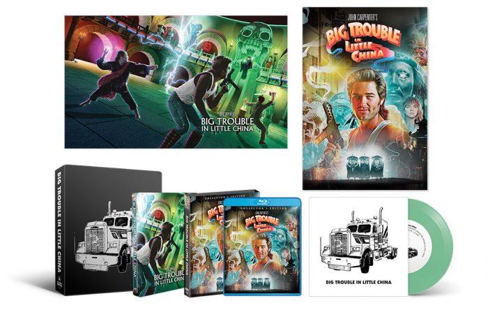 Big Trouble in Little China Blu-ray Box Set