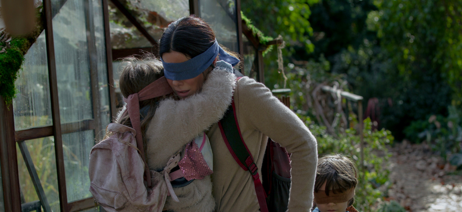 Bird Box Deleted Scene Showed One Of The Creatures Film