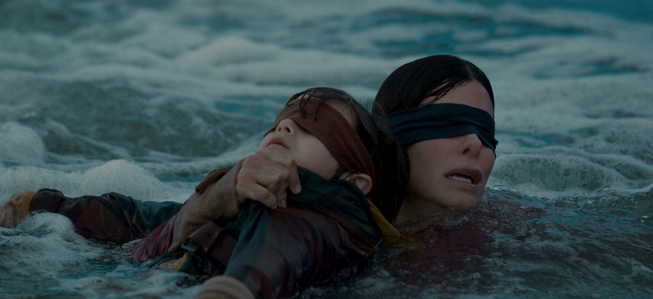 Bird Box Review: Frequently Terrifying, but Frustratingly Derivative – /Film