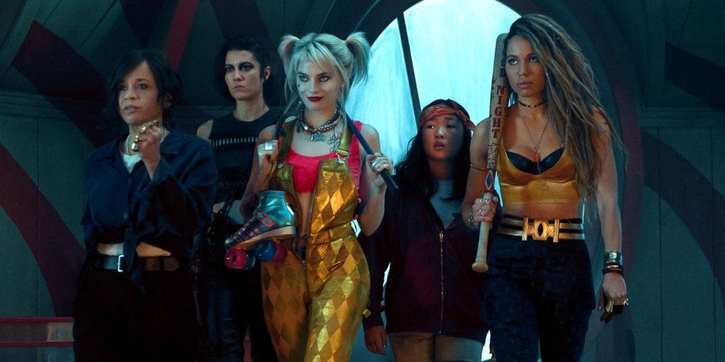 "'Birds of Prey' is a ""Feminist Film"" That Offers ""A Real Look at Misogyny,"" Ewan McGregor Says"