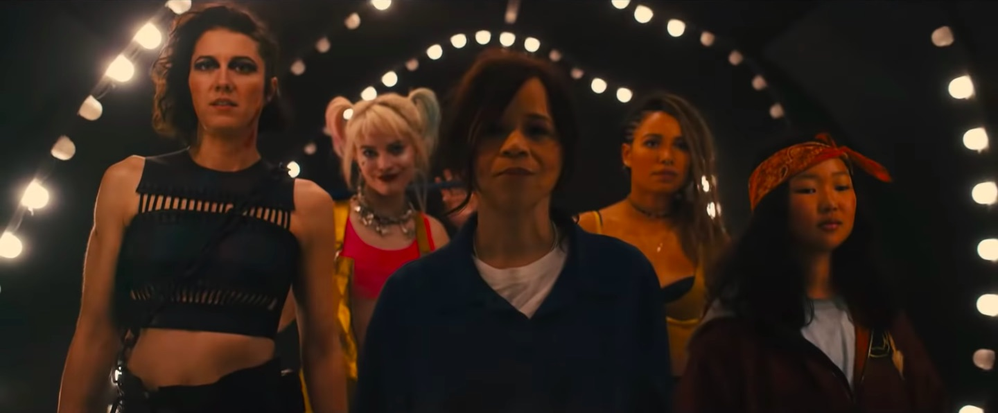 Birds Of Prey Teaser Harley Quinn And Gang Aren T Playing Around Film