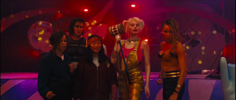 Birds Of Prey Trailer Breakdown Margot Robbie Is Emancipated Film