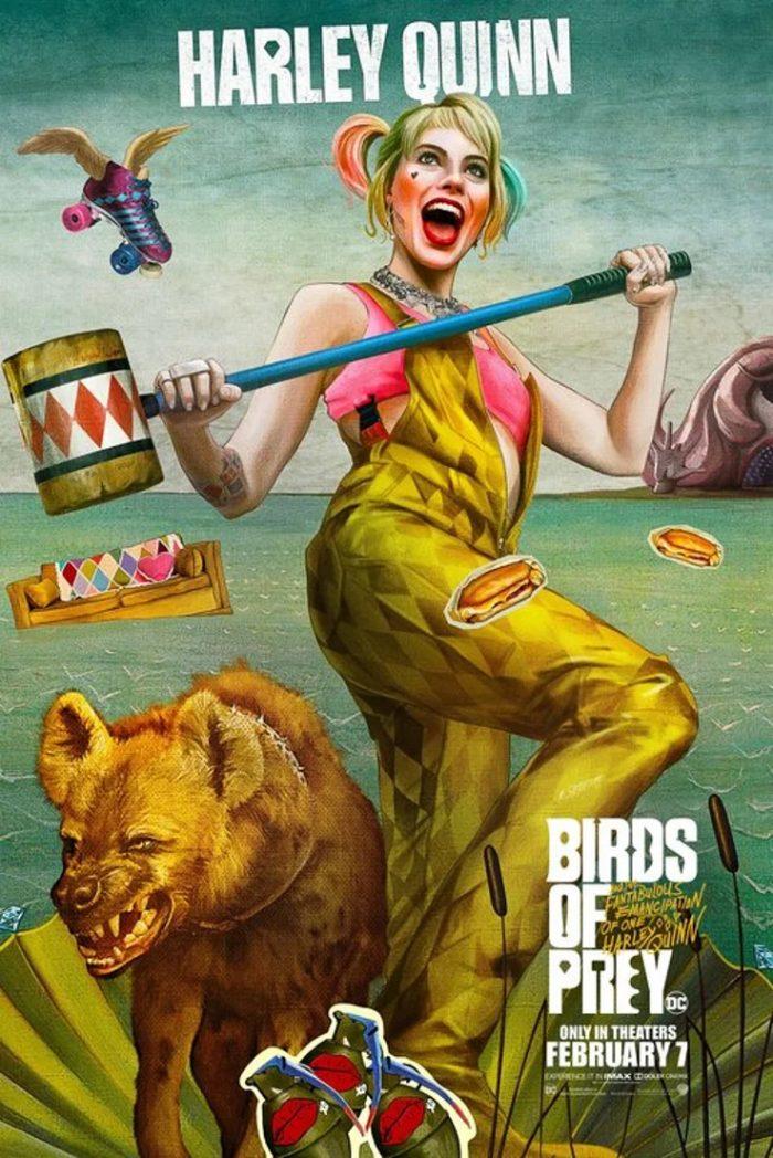 Birds of Prey - Harley Quinn Character Poster