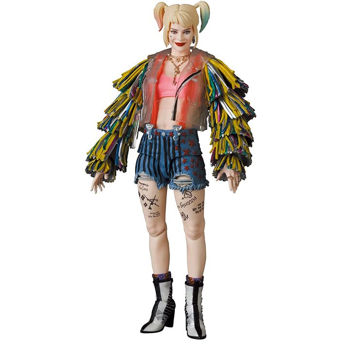 Birds of Prey - Harley Quinn MAFEX Figure