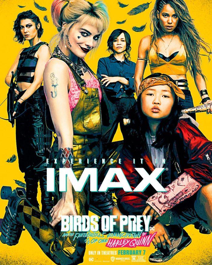 Birds of Prey IMAX Poster