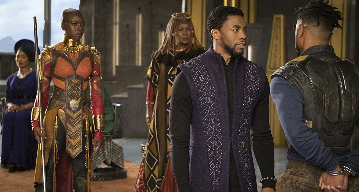 """'Black Panther' Editor Michael Shawver on Working With Ryan Coogler and Being """"Popular"""" at the Oscars [Interview]"""